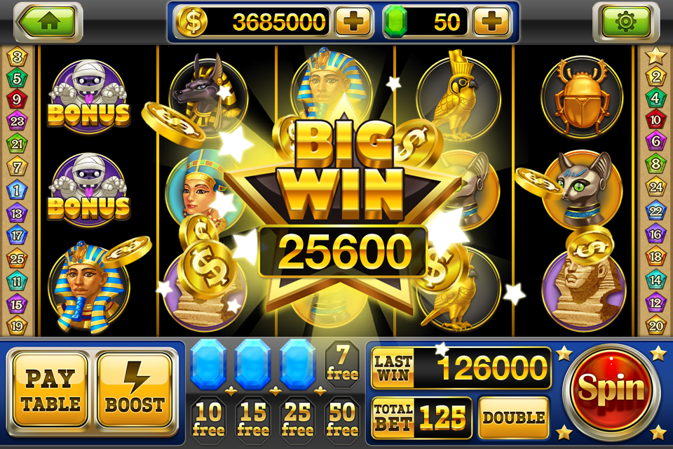 Image of Slots Casino™ - Casino Slot Machine Game for iPhone