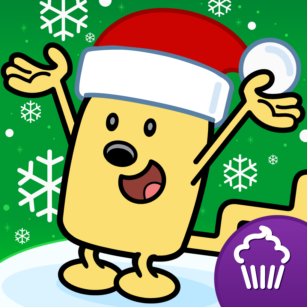 "mzl.ncpkyeco News   Ho! Ho! Ho! Just In Time for the Holidays, Cupcake Digital Delivers ""Wubbzy's The Night Before Christmas,"" A Deluxe Storybook App"